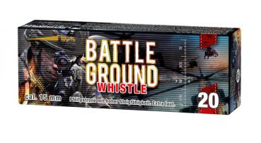 "Pyroeffekt """"Battle Ground Whistle"""", Kal. 15mm, 20 Schuss"